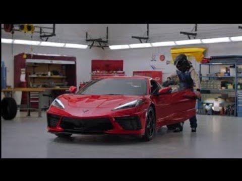 2020 Corvette: Track Testing | Chevrolet