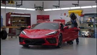 homepage tile video photo for 2020 Corvette: Track Testing   Chevrolet