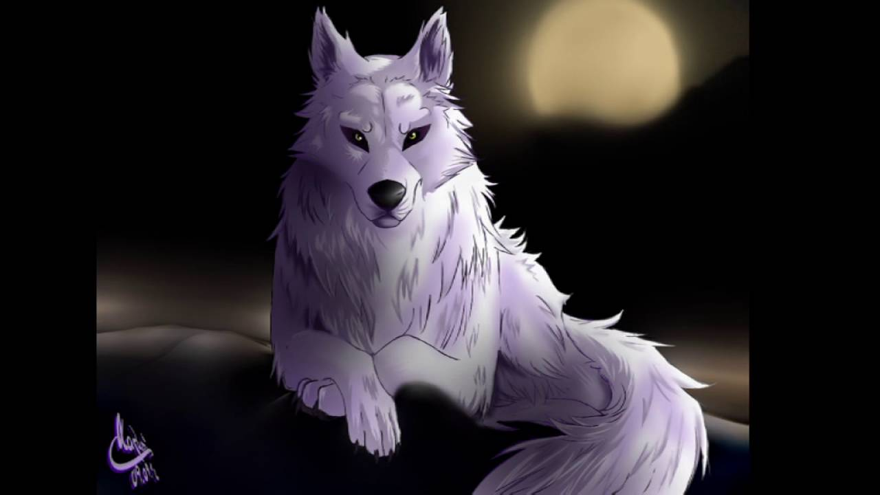 anime wolves cry wolf