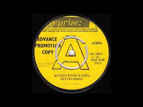 Arlo Guthrie - Alice's Rock & Roll Restaurant