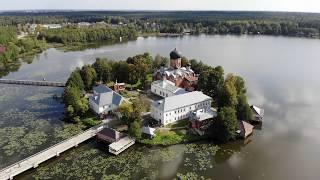 Красивая природа Владимирской области! Видео с дрона