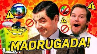 PROGRAMAÇÃO QUE PASSAVA NA TV DE MADRUGADA E VOCÊ NÃO SABIA!