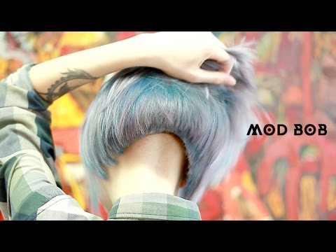 Modern Bob / how to short haircut / Artyom Chё /2017