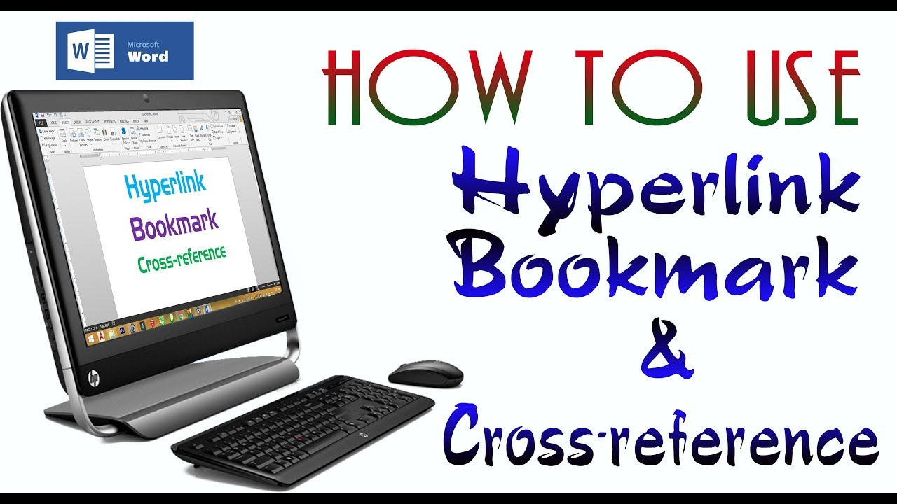 hyperlink to bookmark in pdf