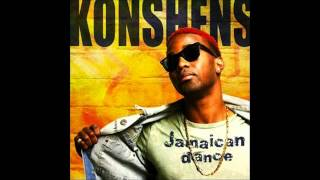 Konshens - Represent {Clean / Radio Version} The World Riddim ~ April 2013