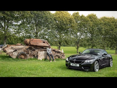 Should the 2018 BMW Z4 Have A HARDTOP ROOF?