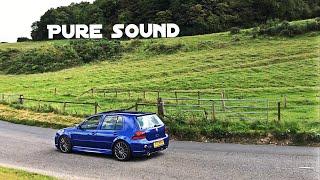 MK4 GOLF R32 DRIVE! | UNBELIEVABLE SOUND!!