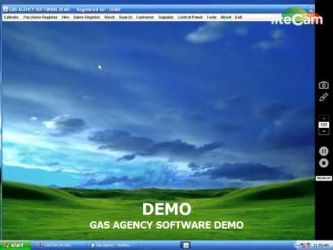Gas Agency Software
