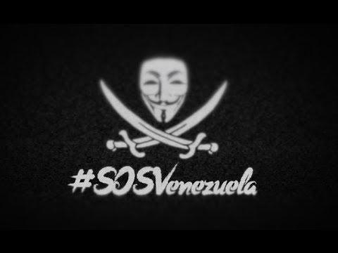 Anonymous: Venezuela PR Global Conflicts   #SOSVenezuela