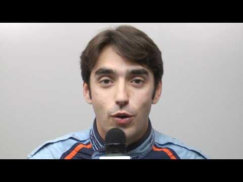 24 Heures du Mans 2011 - Pierre Ragues pilote de la OAK Pescarolo n°15