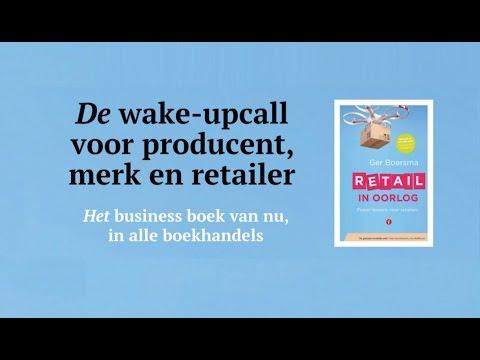 Het boek: 'Retail in oorlog'