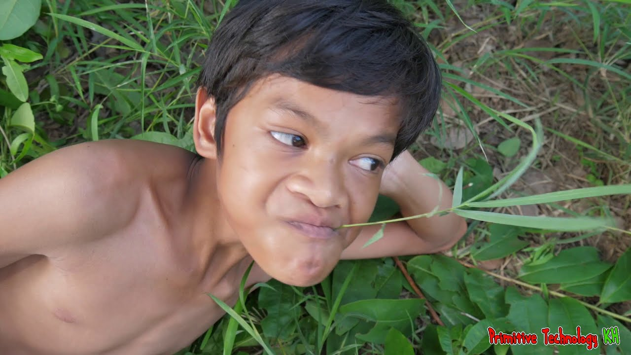 Primitive Technology - Eating Delicious In Jungle - Cooking DUCK For Diner #150