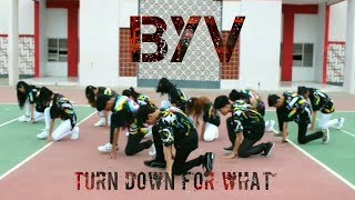 TURN DOWN FOR WHAT - DJ Snake, Lil Jon / Uki Agung Choreography