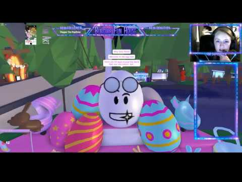 Adopt Me Egg Hunt All 30 Eggs In Roblox There Are Some Cute