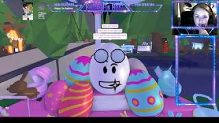 Adopt Me Egg Hunt ALL 30 eggs in Roblox. There are some CUTE prizes!!