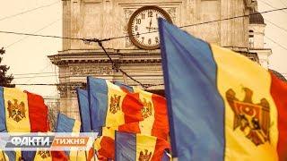 Смотреть видео Страна между двух огней: зачем Москве хаос в Молдове? Факти тижня, 16.06 онлайн