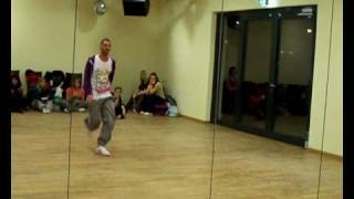 Circus - @BritneySpears - Camillo Lauricella Choreography