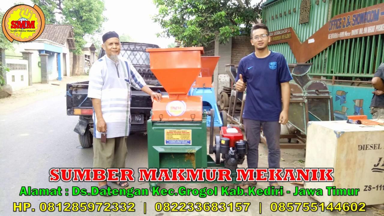 Mesin Cacah Jerami Rumput Gajah Batang Pohon Pisang Pakan Ternak Kerupuk Ikan By Sumber Rezeki Akumandiri Fermentasi Choper Multifungsi
