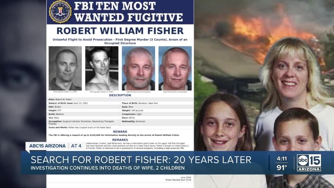 Download The search for Robert Fisher: 20 years later