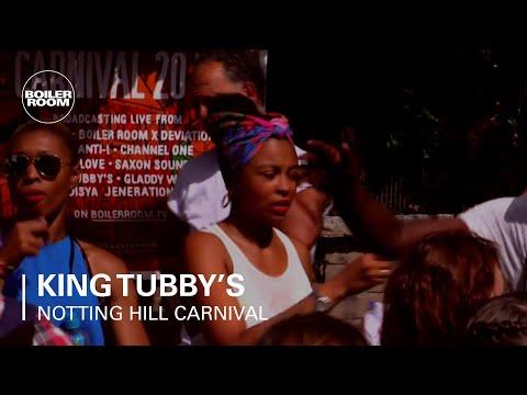 King Tubby's Boiler Room x Guinness Notting Hill Carnival 2016 Set