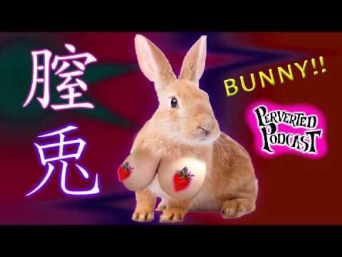 Girls in bunny slippers