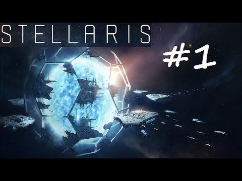 Let's Play Stellaris Utopia - Plantoid Hive Mind Part 1 |