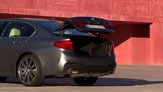 شاهد: BMW تكشف عن موديل 2017 الجديد من الفئة الخامسة