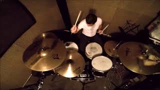 Dave·Drum Covers - Skull and Bones (by Talk Show Host)