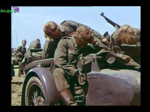 World War 2 II in Colour   The Second World War in Colour FULL FILM DOCUMENTARY]