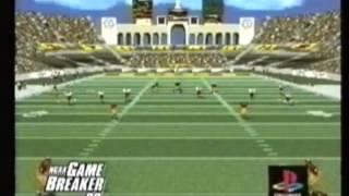 Ncaa Gamebreaker 98 Trailer 1998