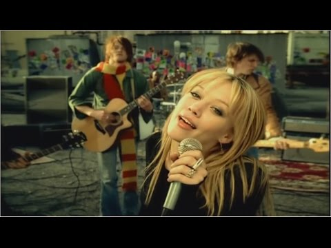 Hilary Duff  Why Not  Video
