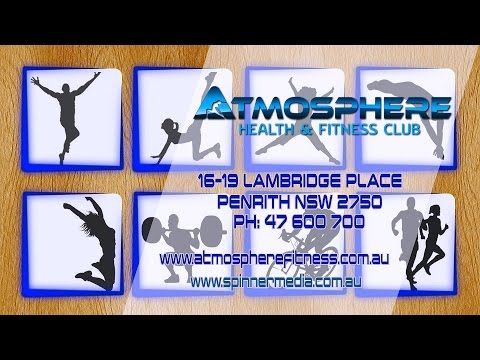 Atmosphere Health & Fitness Club Penrith NSW