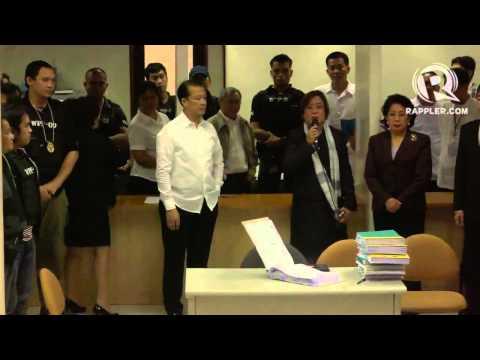 DOJ, whistleblowers file plunder vs lawmakers in PDAF scams