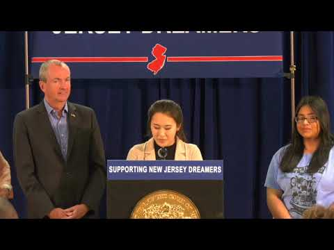 A DREAM come true: NJ Gov. Phil Murphy makes state aid available to undocumented students