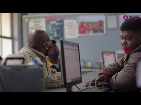 Solatek Motor Spares, Zimbabwe– winner of the European Quality award