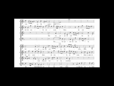 Palestrina - Ego sum panis vivus