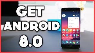 Get Android 8.0 Launcher Extracted From Developer Preview 3