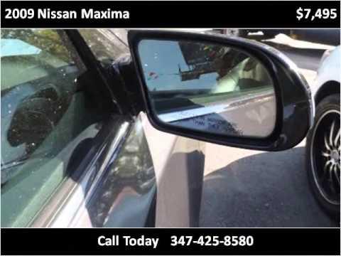 2009 Nissan Maxima Used Cars Brooklyn Ny Youtube