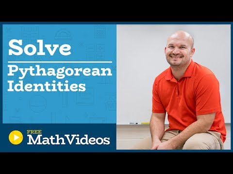 Master Solving trigonometric equations by using the pythagorean identities
