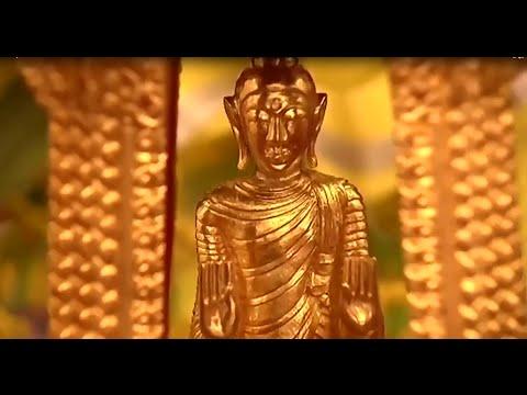 """เว็บพลังจิตน้อมเกล้าฯ ถวาย """"พระพุทธพลังจิตทองคำ"""" หนัก ๒๖ บาท แด่พระบาทสมเด็จพระเจ้าอยู่หัว"""