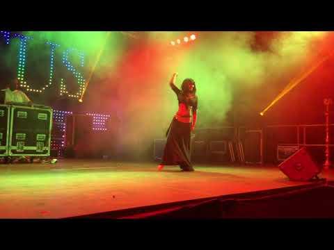 Morning Rush , Mishka Gounden at the Durban Diwali Festival 2017
