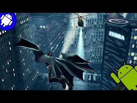 Os Melhores Jogos Do BATMAN Para Android 2017