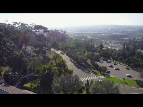 San Diego - Presidio Community Park from Drone   DJI Mavic Pro