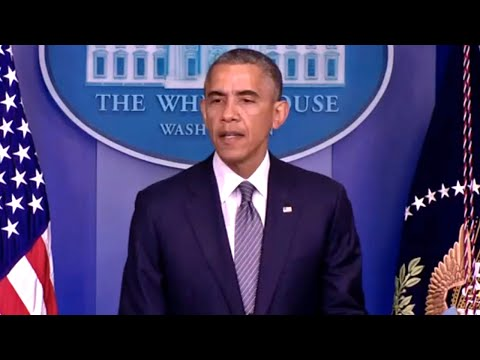 "Obama: Flight MH17 ""Was Shot Down Over Ukraine"""