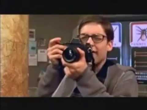 Cuplikan film spiderman tanpa sensor sebelum tayang di bioskop