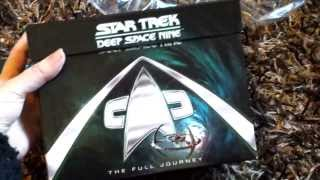 Unboxing: Star Trek Deep Space Nine Complete Journey
