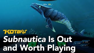 Subnautica Is Out and Worth Playing