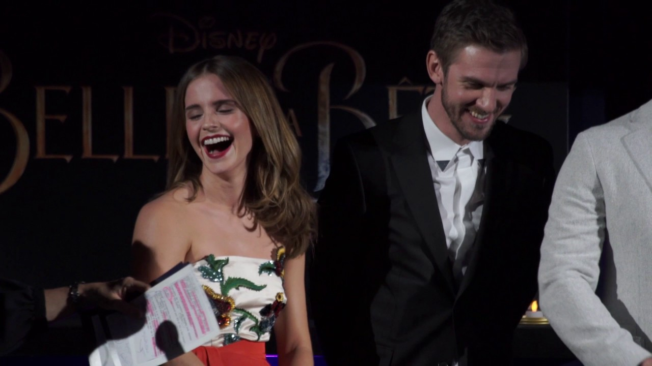 Beauty And The Beast Paris Cast Interview