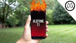 Ulefone T1 - The Fast and Furious Smartphone?