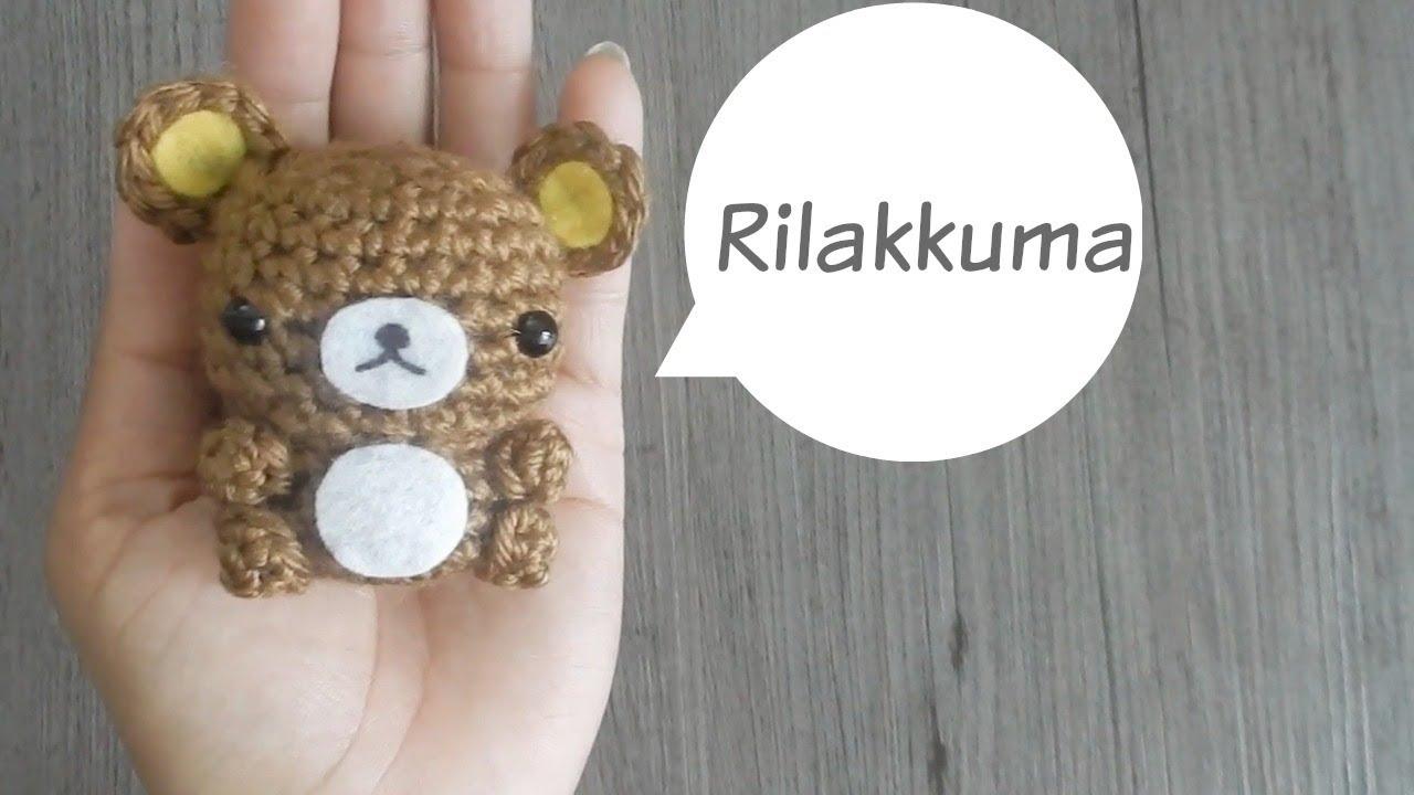 Free Rilakkuma Amigurumi Pattern   Crochet bee, Kawaii crochet ...   720x1280